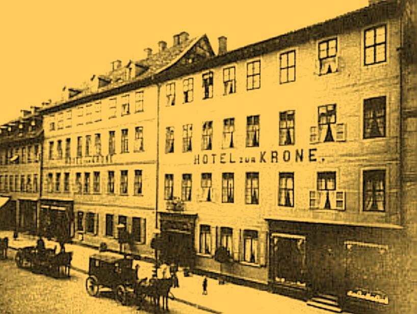 Krone Göttingen